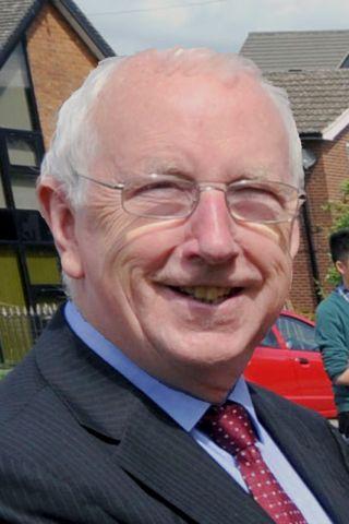 MP George Mudie (courtesy of Yorkshire Post Newspapers)