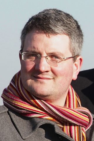 Councillor James Lewis (courtesy of Yorkshire Post Newspapers)