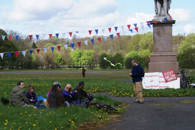 Monument Moor Picnic